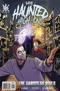 Twiztid Haunted High-Ons: The Darkness Rises #1 (2019)