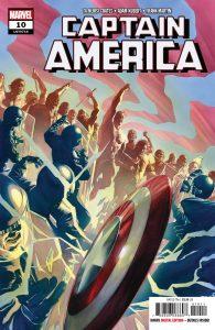 Captain America #10 (2019)