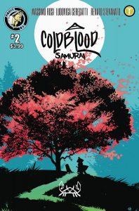 Cold Blood Samurai #2 (2019)