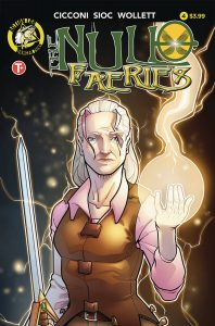 The Null Faeries #4 (2019)