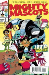 Mighty Mascots #1 (2019)