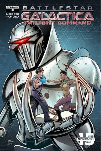 Battlestar Galactica: Twilight Command #3 (2019)