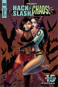 Hack Slash Vs Chaos #5 (2019)