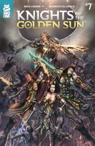 Knights Of The Golden Sun #7 (2019)