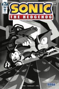 Sonic The Hedgehog #17 (2019)