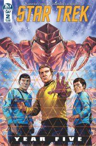 Star Trek: Year Five #2 (2019)