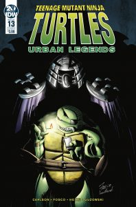Teenage Mutant Ninja Turtles: Urban Legends #13 (2019)