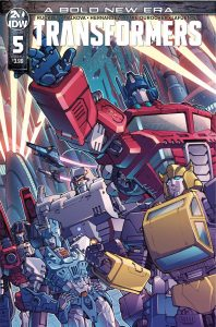 Transformers #5 (2019)