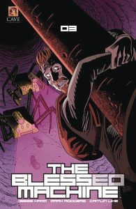 The Blessed Machine #3 (2019)