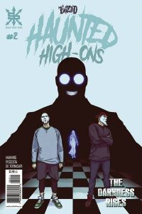 Twiztid Haunted High-Ons: The Darkness Rises #2 (2019)