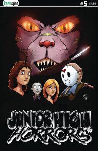 Junior High Horrors #5 (2019)