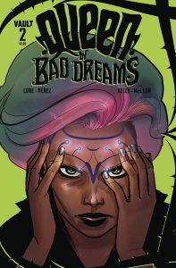 Queen Of Bad Dreams #2 (2019)