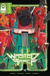 Wasted Space #10 (2019)