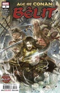 Age Of Conan: Belit Queen of the Black Coast #3 (2019)