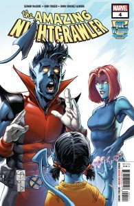 Age Of X-Man: The Amazing Nightcrawler #4 (2019)