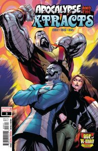 Age Of X-Man: Apocalypse and the X-Tracts #3 (2019)