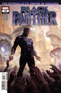 Black Panther #12 (2019)