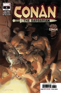 Conan The Barbarian #6 (2019)