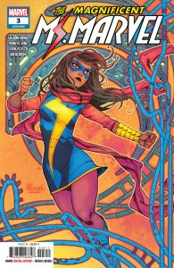 The Magnificent Ms. Marvel #3 (2019)