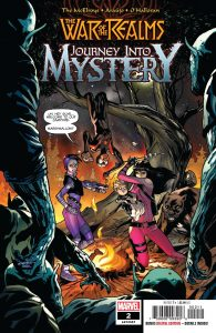 War Of Realms: Journey Into Mystery #2 (2019)