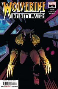 Wolverine: Infinity Watch #4