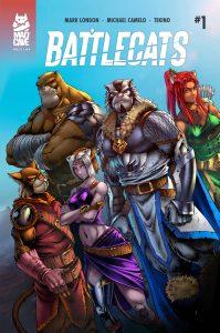 Battlecats #6 (2019)