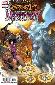 War Of Realms: Journey Into Mystery #3 (2019)