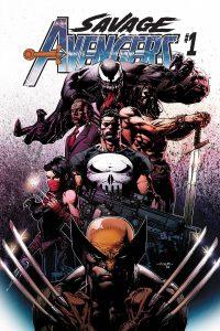 Savage Avengers #1 (2019)