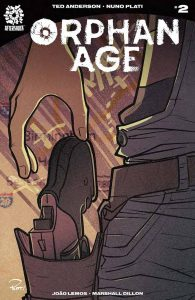 Orphan Age #2 (2019)