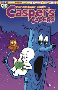 Casper's Capers #4 (2019)
