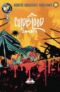 Cold Blood Samurai #3 (2019)
