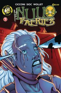 The Null Faeries #5 (2019)