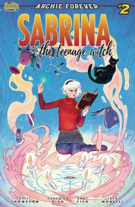 Sabrina the Teenage Witch #2 (2019)