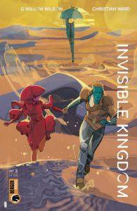 Invisible Kingdom #3 (2019)