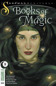 Books Of Magic #8 (2019)