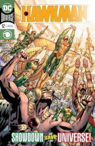 Hawkman #12 (2019)