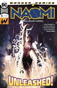 Naomi #5 (2019)