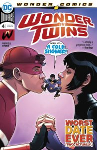 Wonder Twins #4 (2019)