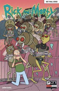 Rick and Morty #1 (2019)