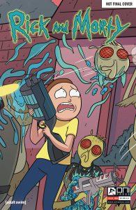 Rick and Morty #4 (2019)
