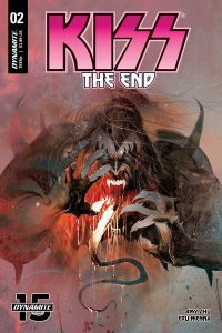 KISS: The End #2 (2019)
