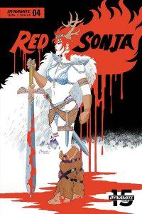 Red Sonja #4 (2019)