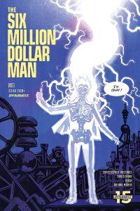 The Six Million Dollar Man #3 (2019)