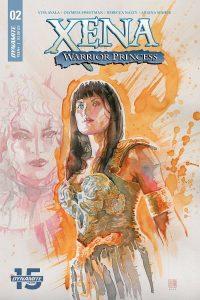 Xena: Warrior Princess #2 (2019)