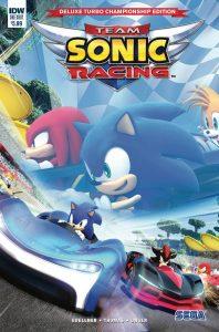 Team Sonic Racing Plus Dlx Turbo Championship Ed #0