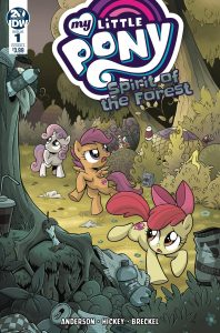 My Little Pony: Spirit Of The Forest #1 (2019)