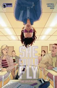 She Could Fly: The Lost Pilot #2 (2019)