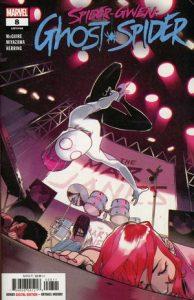 Spider-Gwen: Ghost Spider #8 (2019)