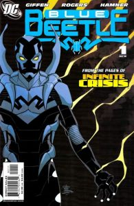 The Blue Beetle #1 (2006)