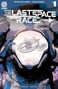 The Last Space Race #1 (2018)